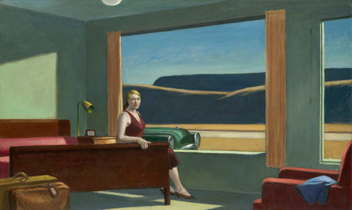 Edward Hopper, Western Motel